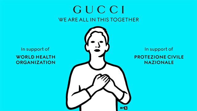 Gucci Covid19