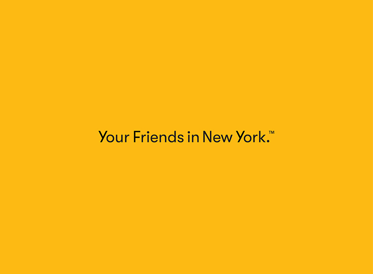 Your Friends In New York
