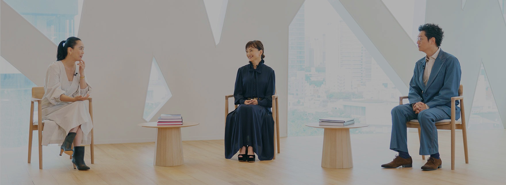 Talk Women In Motion au Japon