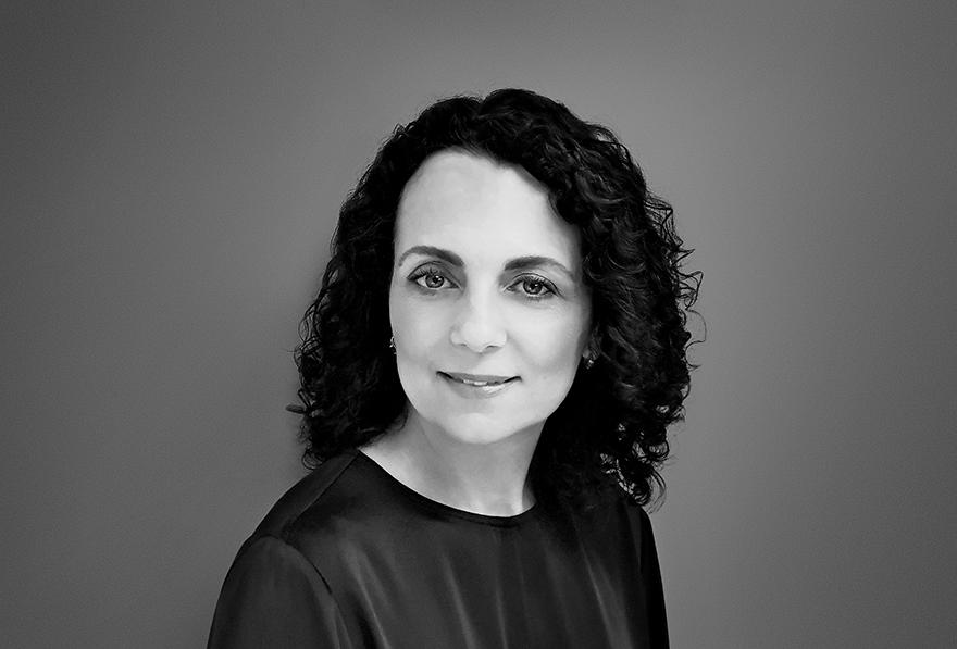Concetta Battaglia's portrait
