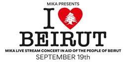 Liban Concert Mika