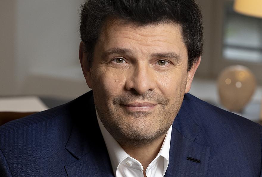 Jean-François Palus, Group Managing Director