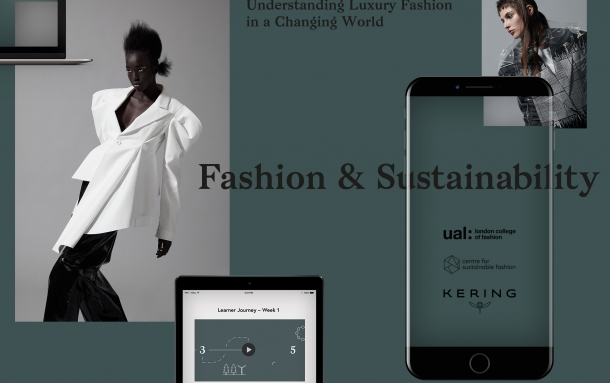 Kering And London College Of Fashion Launch The World S First Open Access Digital Course In Sustainable Luxury Fashion Kering