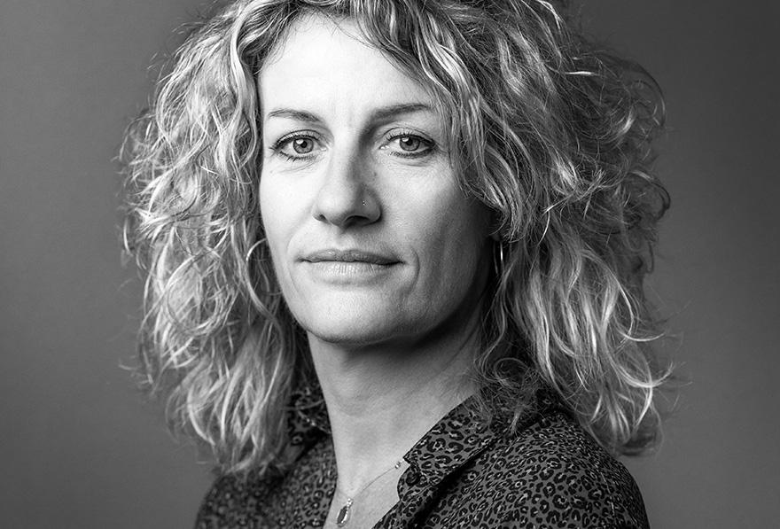 Portrait Claire Lacaze