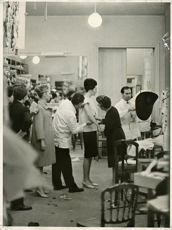 Balenciaga archive
