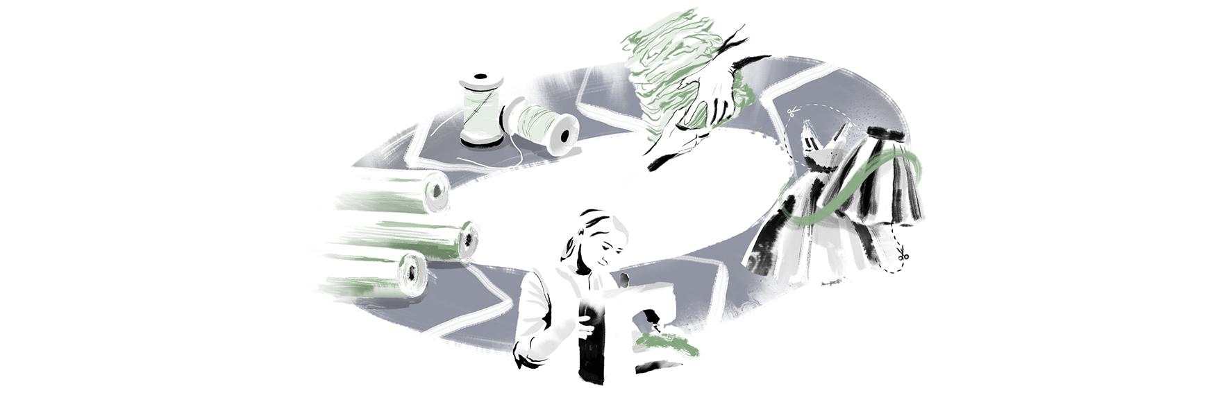Upcycling, recyclage et régénération