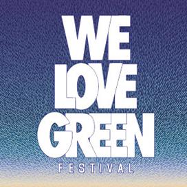 Affiche We Love Green