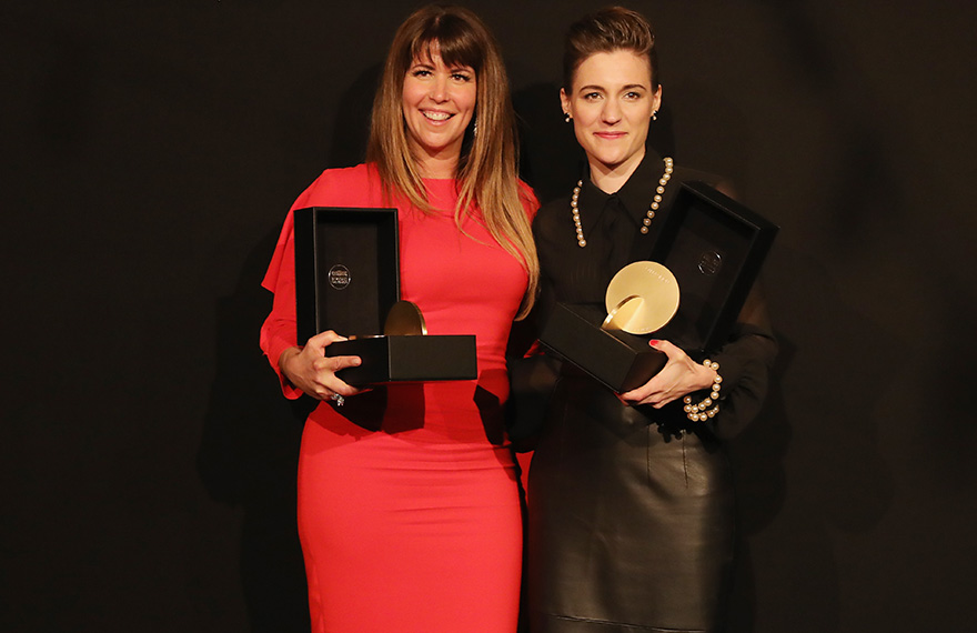 Patty Jenkins et Carla Simon